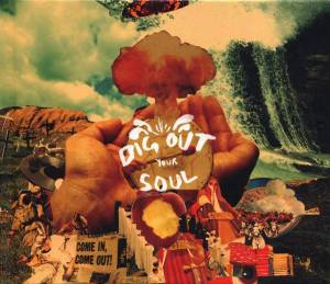 Cover - Oasis: Dig Out Your Soul
