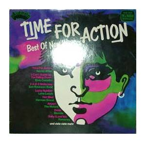Time For Action - Cover