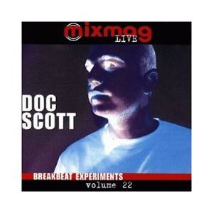 Breakbeat Experiments Volume 22 - Doc Scott - Cover