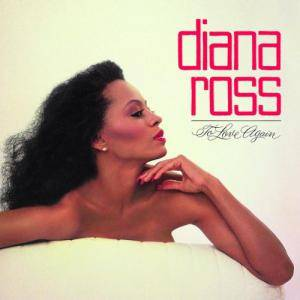 Diana Ross: To Love Again - Cover