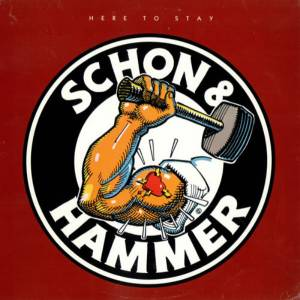 Cover - Neal Schon & Jan Hammer: Here To Stay