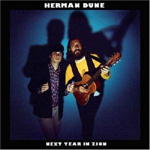 Herman Dune: Next Year In Zion - Cover