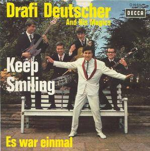 Drafi Deutscher And His Magics: Keep Smiling - Cover