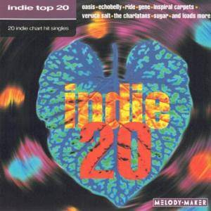Cover - Tiny Monroe: Indie Top 20 Vol 20