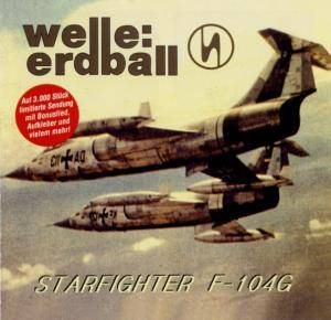 Cover - Welle: Erdball: Starfighter F-104G