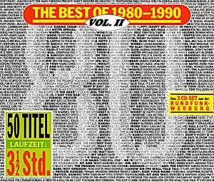 Cover - UB40 & Chrissie Hynde: Best Of 1980-1990 Vol. 02, The