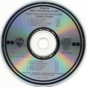 Prince And The Revolution: Purple Rain (CD) - Bild 4