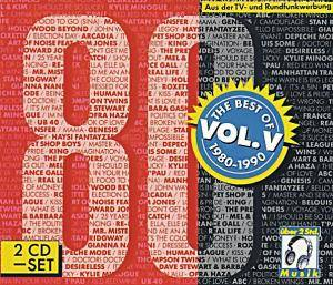 Best Of 1980-1990 Vol. 05, The - Cover