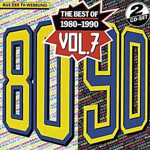 Cover - Jermaine Jackson & Pia Zadora: Best Of 1980-1990 Vol. 07, The