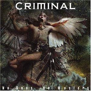 Cover - Criminal: No Gods No Masters