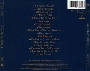 Queen: Greatest Hits II (CD) - Bild 2