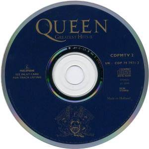 Queen: Greatest Hits II (CD) - Bild 3