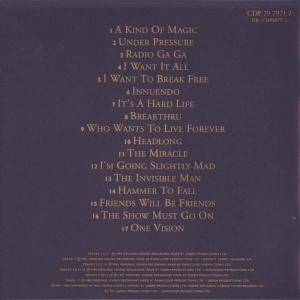 Queen: Greatest Hits II (CD) - Bild 4