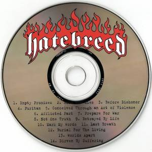 Hatebreed: Satisfaction Is The Death Of Desire (CD) - Bild 5