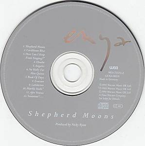 Enya: Shepherd Moons (CD) - Bild 3