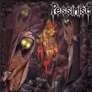 Cover - Pessimist: Blood For The Gods
