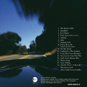 Chris Rea: The Best Of Chris Rea (CD) - Bild 2