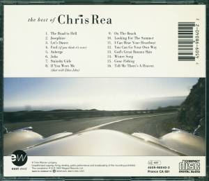 Chris Rea: The Best Of Chris Rea (CD) - Bild 4