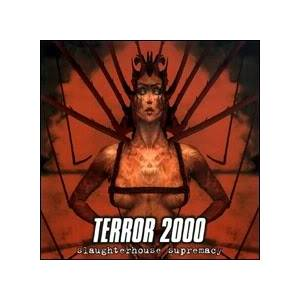 Terror 2000: Slaughterhouse Supremacy - Cover