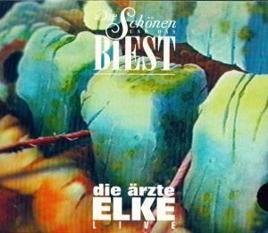 Die Ärzte: Die Schönen Und Das Biest - Elke Live (Single-CD) - Bild 1