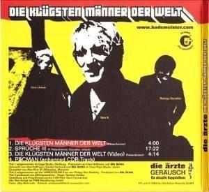 Die Ärzte: Die Klügsten Männer Der Welt (Single-CD) - Bild 2