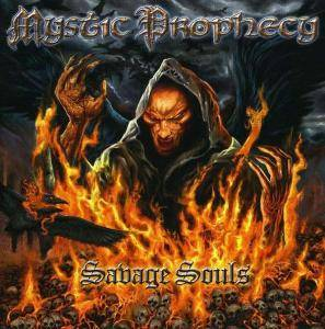 Cover - Mystic Prophecy: Savage Souls