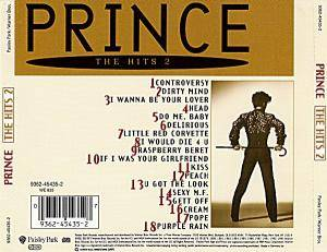 Prince: The Hits 2 (CD) - Bild 2