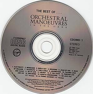 Orchestral Manoeuvres In The Dark: The Best Of OMD (CD) - Bild 7