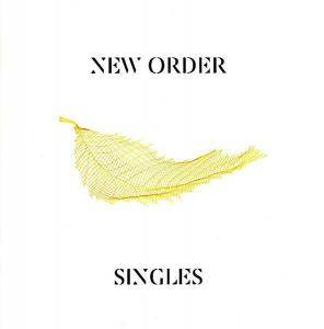 New Order: Singles - Cover