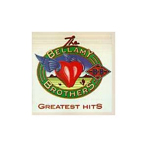 The Bellamy Brothers: Greatest Hits - Cover