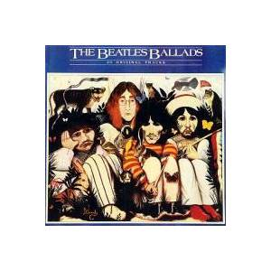 The Beatles: Beatles Ballads, The - Cover