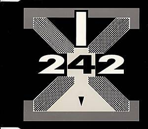 Front 242: Headhunter - Cover