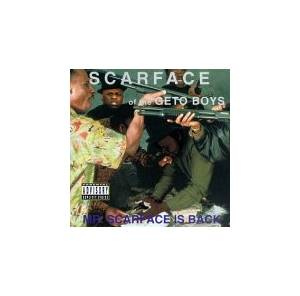 Scarface: Mr. Scarface Is Back - Cover