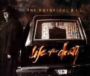 The Notorious B.I.G.: Life After Death - Cover