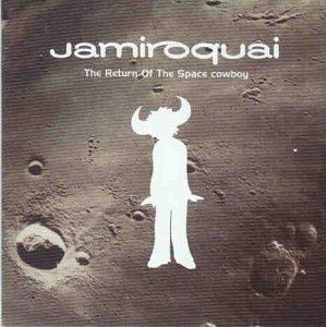 Jamiroquai: Return Of The Space Cowboy, The - Cover