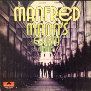 Cover - Manfred Mann's Earth Band: Manfred Mann's Earth Band