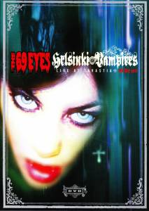 The 69 Eyes: Helsinki Vampires - Live At Tavastia (DVD) - Bild 1