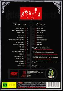 The 69 Eyes: Helsinki Vampires - Live At Tavastia (DVD) - Bild 2