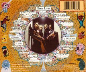 Aerosmith: Nine Lives (CD) - Bild 3