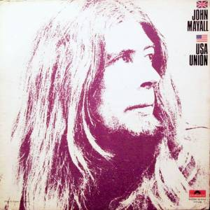 John Mayall: USA Union - Cover