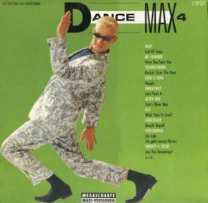 Cover - DNA: Dance Max 04