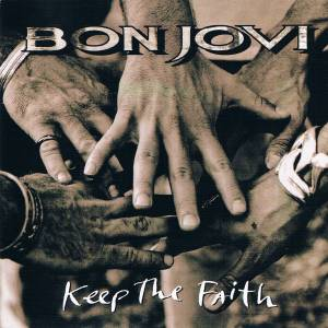 Bon Jovi: Keep The Faith (CD) - Bild 1