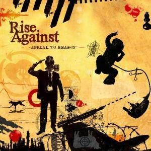 Rise Against: Appeal To Reason - Cover