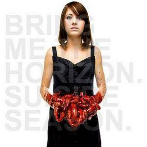 Bring Me The Horizon: Suicide Season - Cover