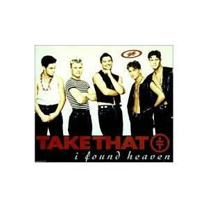Take That: I Found Heaven - Cover