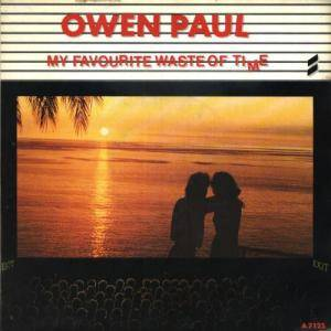 Cover - Owen Paul: My Favourite Waste Of Time