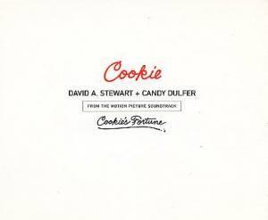 Cover - David A. Stewart & Candy Dulfer: Cookie