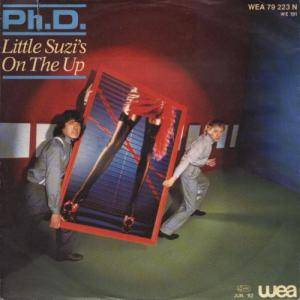 Cover - Ph.D.: Little Suzie's On The Up