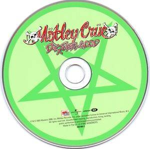 Mötley Crüe: Dr. Feelgood (CD) - Bild 2