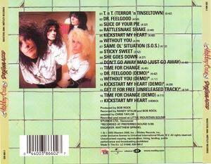 Mötley Crüe: Dr. Feelgood (CD) - Bild 3